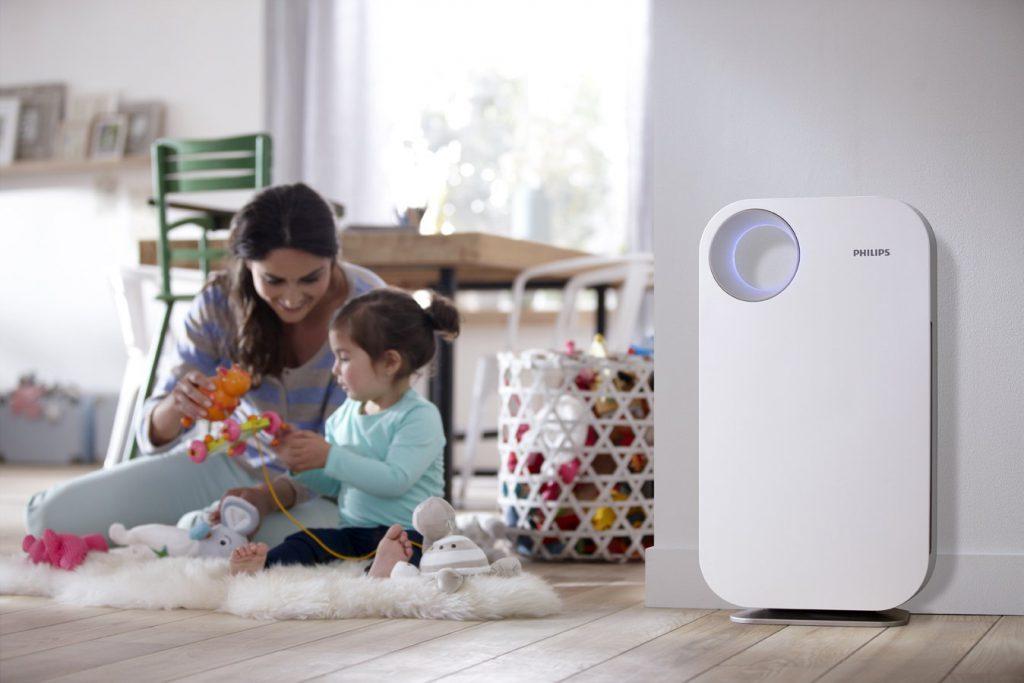 Philips AC4072/11 Purificateur d'air pour lutter contre les allergies