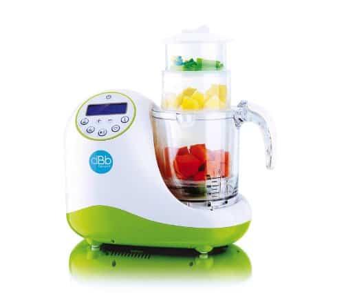 comparatif meilleur babycook robot mixeur bébé