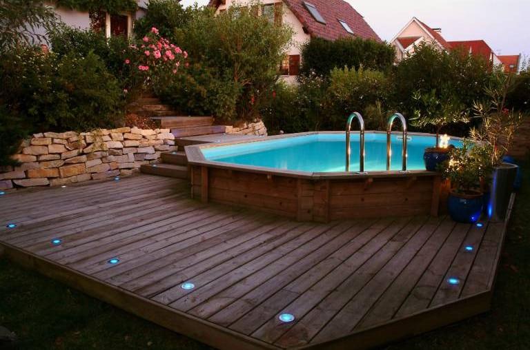 La meilleure piscine hors sol en 2019 - Comparatif, guide et avis 1