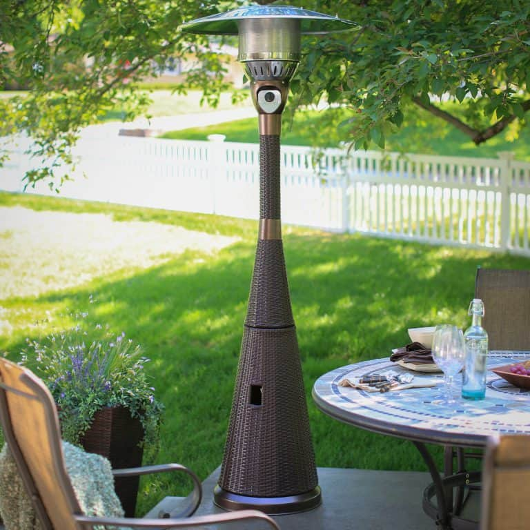 comparatif meilleur parasol chauffant électrique