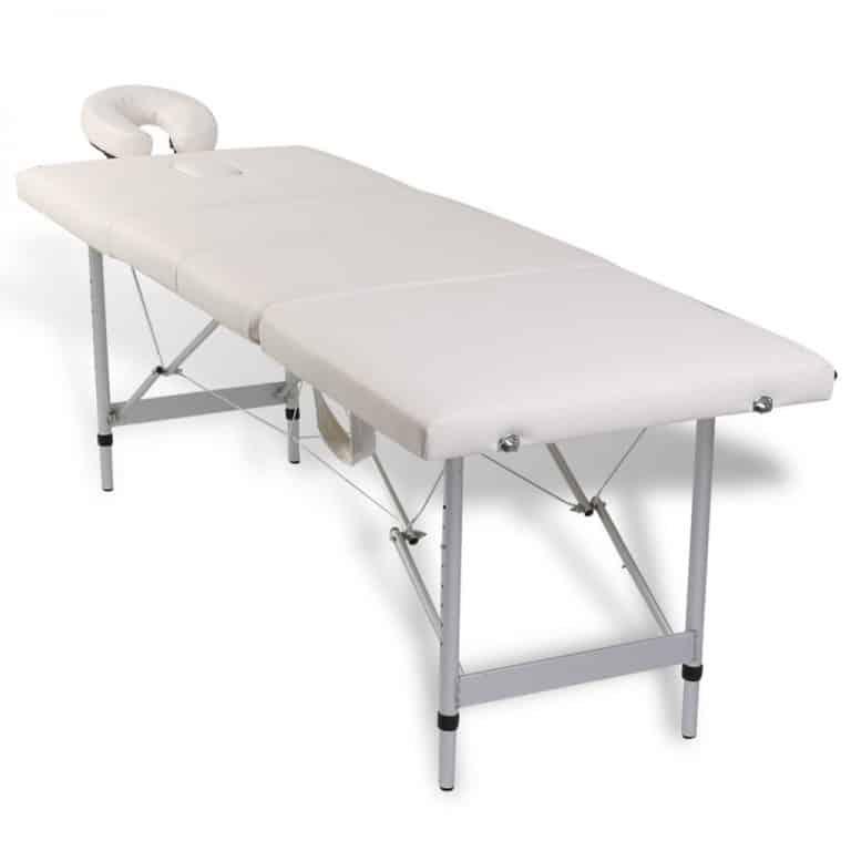 comparatif meilleur table de massage pliante