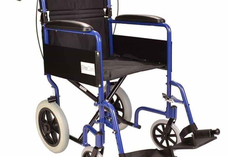 Le meilleur fauteuil roulant en 2019 - Comparatif, guide et avis 1