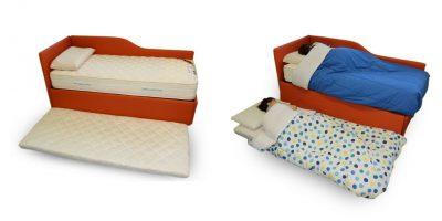 Matelas pliable EvergreenWeb Twist Bed