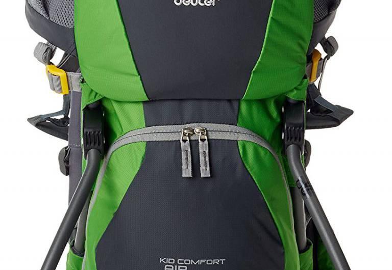 Le meilleur porte bébé de randonnée en 2019 - Comparatif, guide et avis 1 1456e52b69c