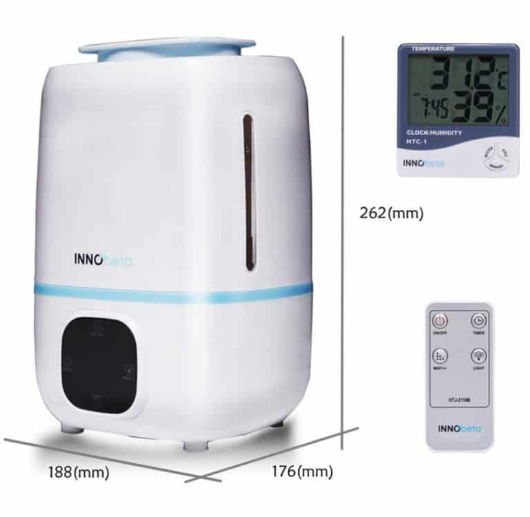 Comparatif Meilleur Humidificateur Du0027air
