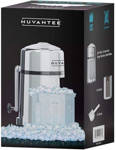 Machine Glace Pilée Nuvantee