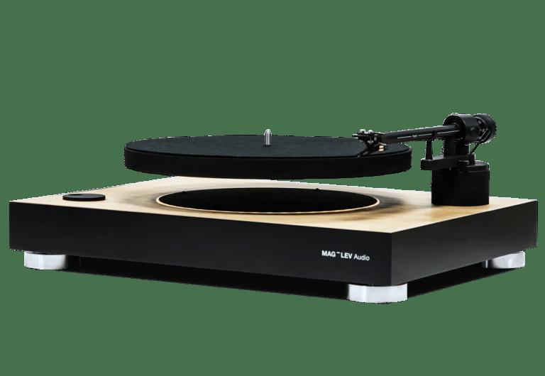 MAG-LEV Audio - La première platine vinyle à plateau en lévitation ! 2
