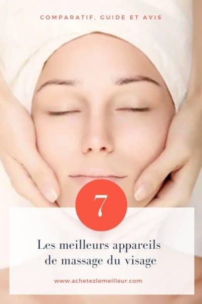 appareil de massage du visage