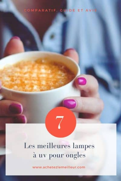 lampes ongles