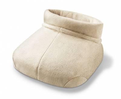 Beurer FWM 50 Chauffe-pieds Electrique Chancelière Chauffante avec Massage