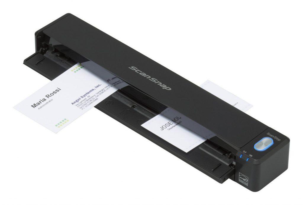 Fujitsu ScanSnap iX100 Scanner 600 dpi