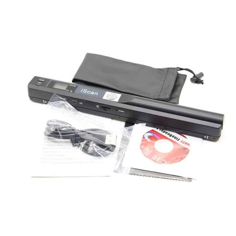 Mini Scanner A4 Portable Document Scanner 900 DPI