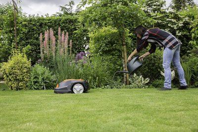 Robot tondeuse Yard Force