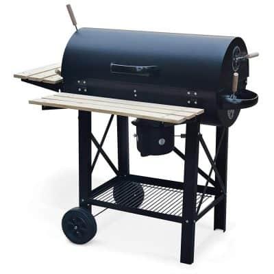 barbecue charbon Alice's Garden Smoker Américain