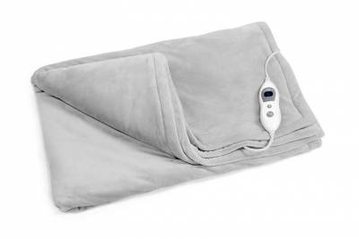 Vidabelle - Couverture chauffante électrique ultra Douce Premium