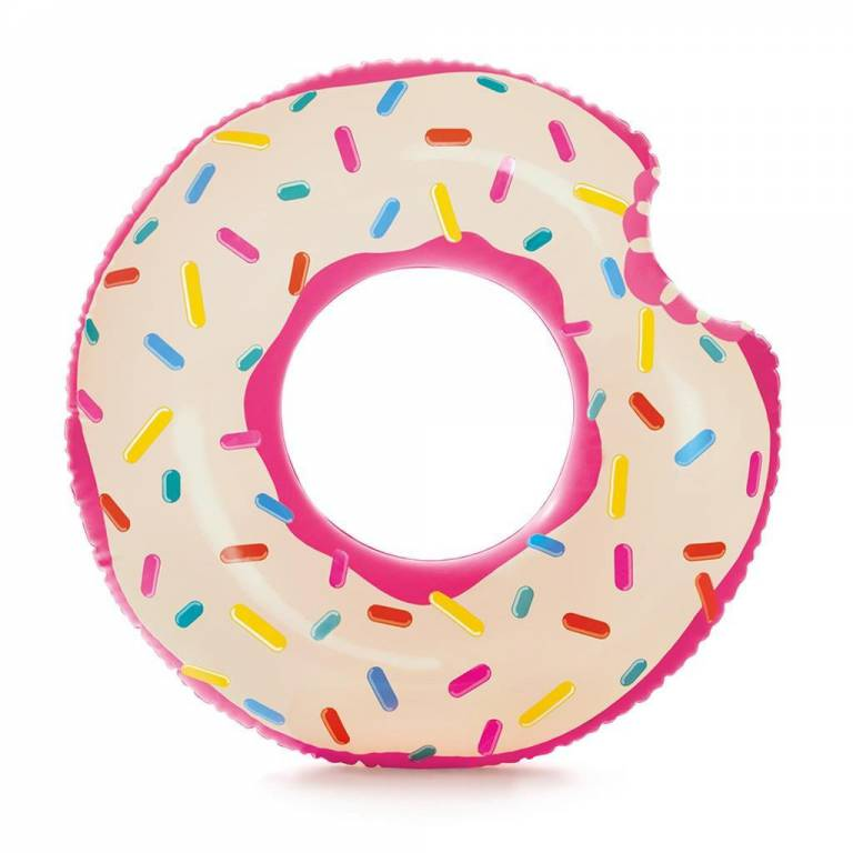 donut gonflable