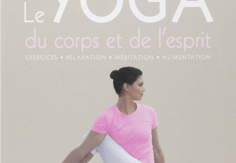 Quel est le meilleur livre de yoga en 2019 ? 1