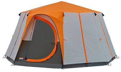 Tente 8 place Coleman Octagon