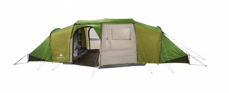 Arpenaz family 8.4 XL - Decathlon - tente 8 places