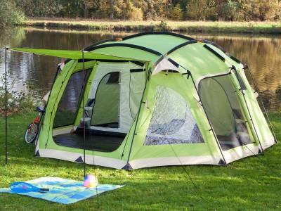 Skandika Copenhagen 8 - Tente de camping familiale groupe - 8 personnes