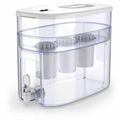 pH RECHARGE - Distributeur d'eau filtrée