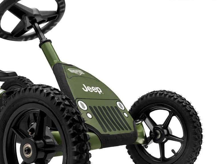 BERG Jeep Junior kart à pédales
