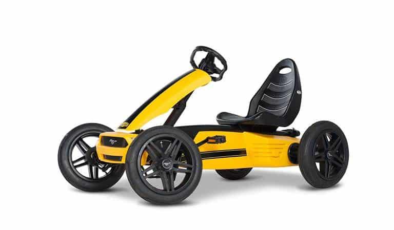 Berg Mustang GT - Kart à pédales