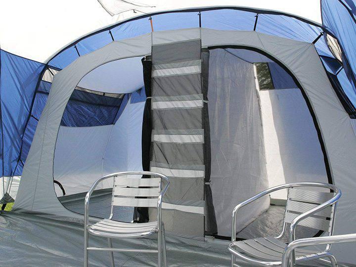 Skandika Nimbus 12 - Tente de camping familiale