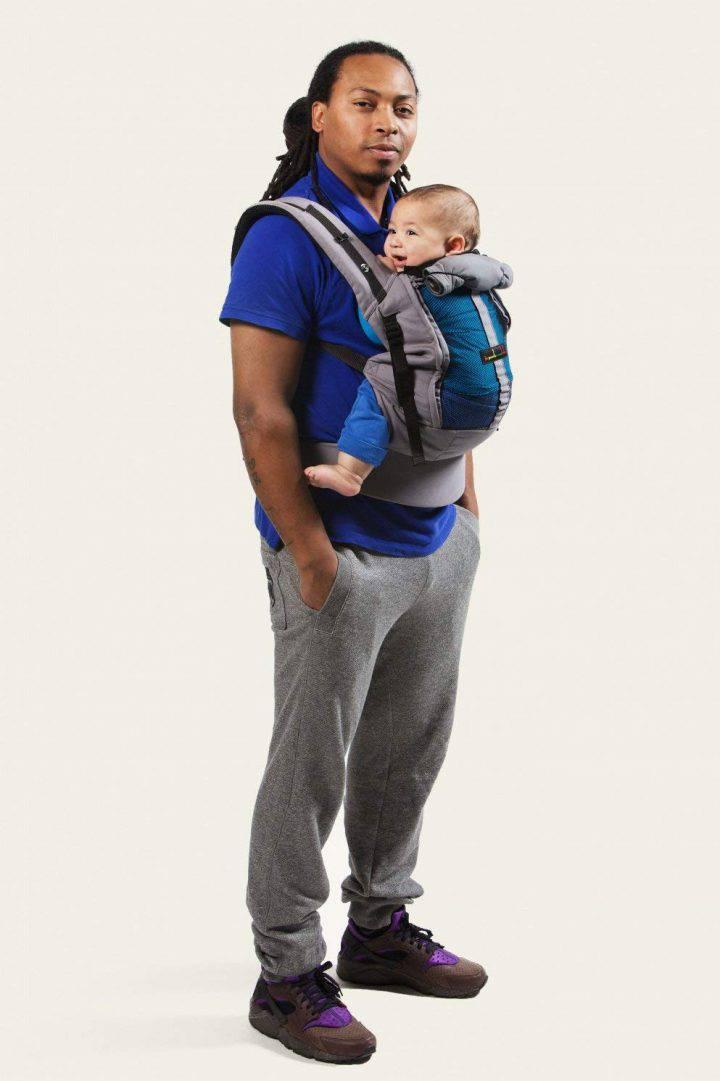 Je porte mon bebe