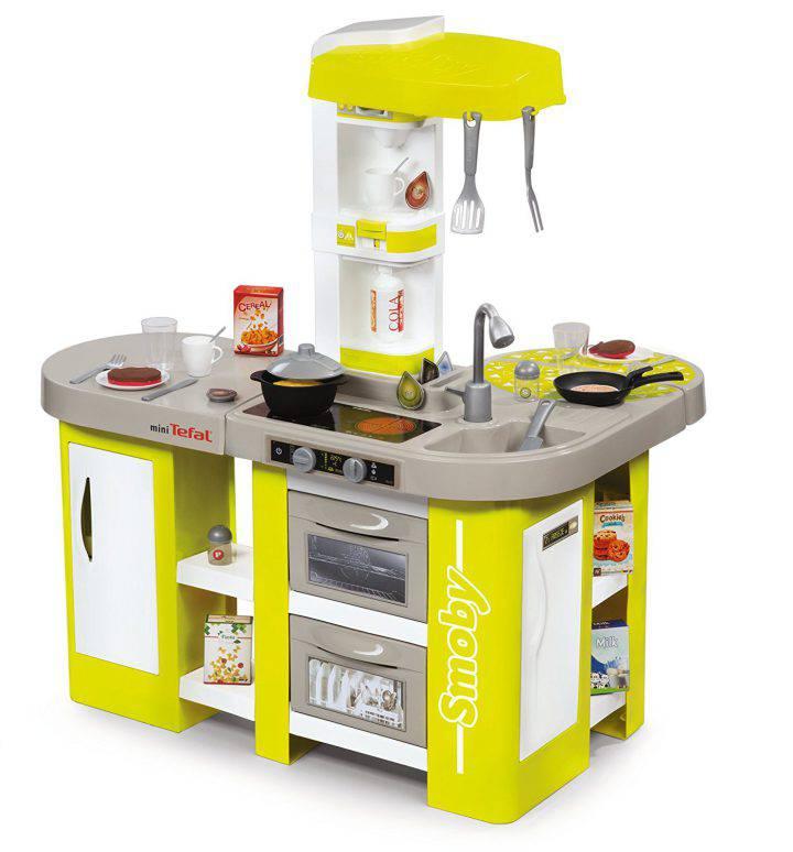 Smoby - Tefal Cuisine Studio XL - Jeu d'Imitation