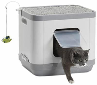 maison de toilette pour chat Cat concept de Moderna