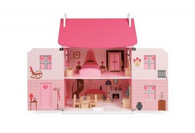 Janod Mademoiselle maison poupée