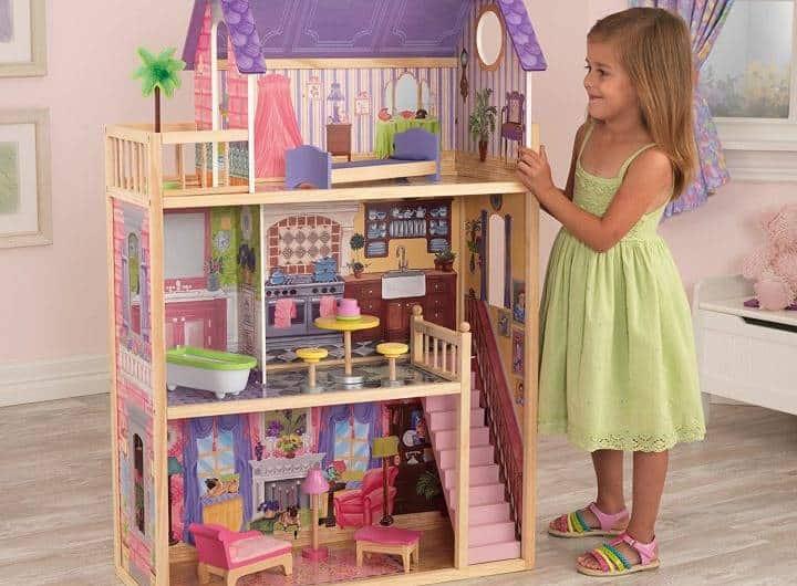 La meilleure maison de poupée en 2019 – Comparatif, guide et avis 21