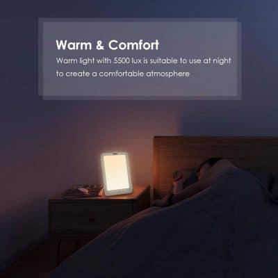 Lampe de luminothérapie TopVork