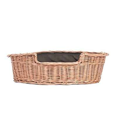 wicker 24 panier chat