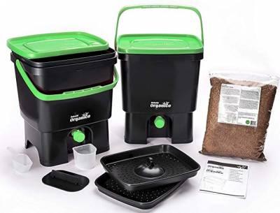 Skaza - mind your eco Composteur de Cuisine,