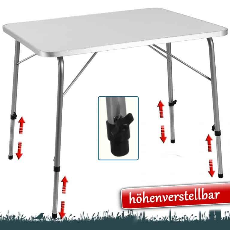 Table PlianteDeuba - Camping jardin balcon