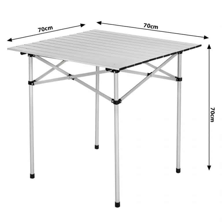Table pique-nique Tectake Pliable