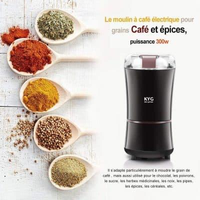 moulin à café électrique KYG