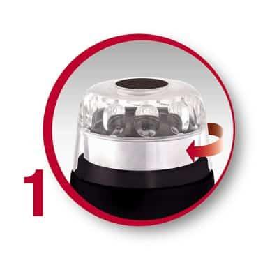 moulin à café électrique Mouliinex