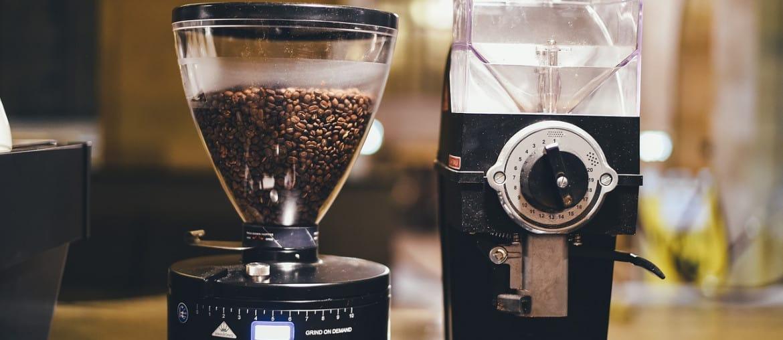 Moulin à café electrique
