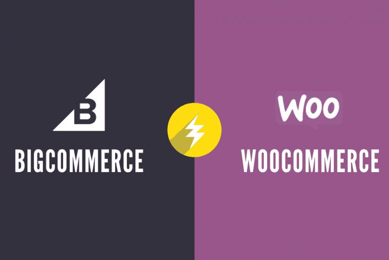 Bigcommerce vs. Woocommerce