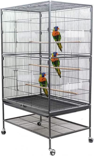 Display4top cage oiseaux
