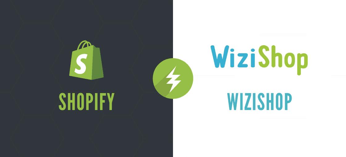 Shopify vs Wizishop