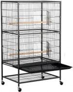 Yaheetech Grande Volière Cage Oiseaux